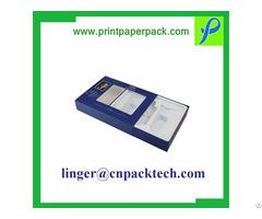 Custom Rigid Gift Tea Coffee Printed Packaging Jewelry Storage Packing Box