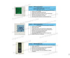 Digital Thermostat For Ac