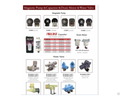 Washing Machine Spare Parts