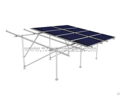 Solar Ground Mounting System Wind Load 60m S