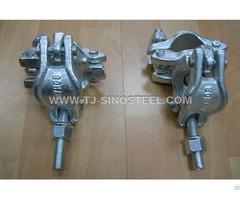 Scaffolding Coupler Steel MaterialQ235