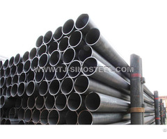 Erw Steel Pipe Section Shape Round