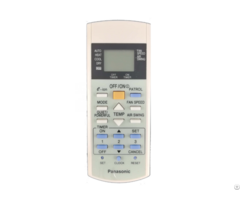 Universal A C Remote Control For Panasonic