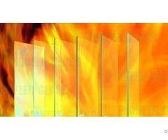 Fire Resistive Glass