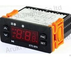 Etc 974 Digital Temperature Controller