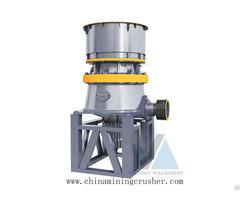 Cone Crusher Stone Crushing Machine