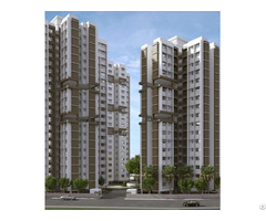 One Bhk Flat In Thane At Unnathi Woods Phase 7b