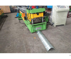 Floor Deck Forming Machine Dove Tail