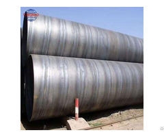 Spiral Steel Pipe Factory