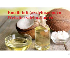 Coconut Oil From Viet Nam