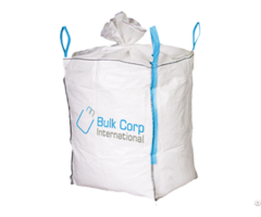 Customized Fibc Big Bags Packaging Solution Provider And Manufacturer Bulkcorp International