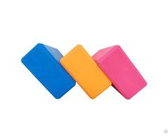 High Density Eva Foam Exercises Yoga Block