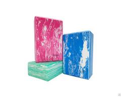 Wholesale High Density Eco Friendly Eva Foam Camouflage Yoga Block