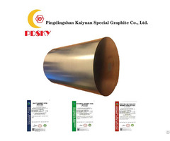 High Pure China Supplier Large Size Graphite Rods