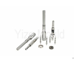 Quality Machinery Equipment Parts Precision Shaft Part Iso9001 Certified