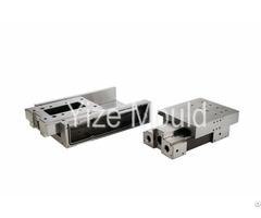 Custom Precision Fcd55 Cast Iron Slide Block Cnc Precise Mechanical Parts