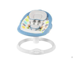 Innovatived Bluetooth Musical Foldable Baby Automatic Swing Chair