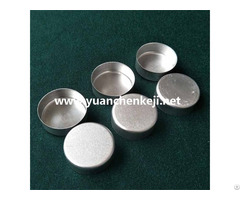 Sheet Metal Processing For Food Packaging Aluminum Cover