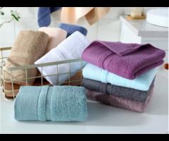 100%cotton Towel,soft ,skin Friendly,durable