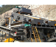 Three Factors Affect The Operation Of Vibration Screen