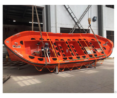 Marine Open Used Lifeboat For Sale With 20 Persons