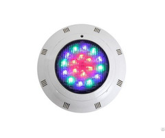Led Wall Mounted Swimming Pool Light With Abs Materials
