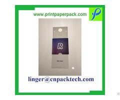 Custom Credit Vip Member Card Cardboard Box Container