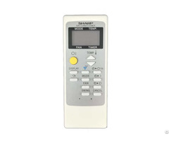 Universal A C Remote Control For Sharp