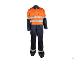 Nomex Multifunctional Cotton Work Coveralls