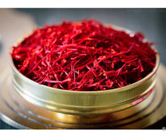 Saffron Dried Fruits And A Variety Of Herbal Medicines