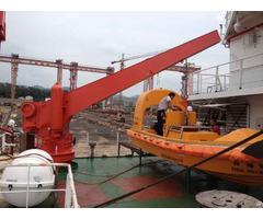 Glass Fibre Reinforced Plastics 6 People Solas Frp Rescue Boat Fast Type More Than 8 Knots For Sale