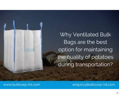 Quality Ventilated Fibc Bags At The Best Price