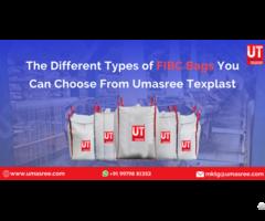 High Quality Fibc Bags By Umasree Texplast