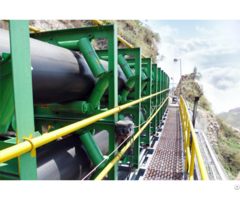 The Pipe Conveyor Belts