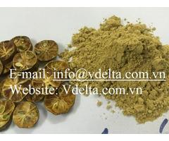 Kumquat Powder