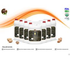 Pure Organic Argan Oil From Morocco In Handmade Oriental Bottle