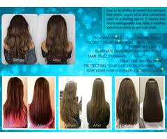 Hair Nourishing Treatement Natural Argan Oil In Laura Bottles