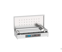 Table Top Compact Tape Casting Film Coater With Bottom Heating Plate