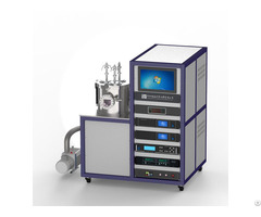 Three Heads Magnetron Sputtering Coater For Ptfe Films Preparation