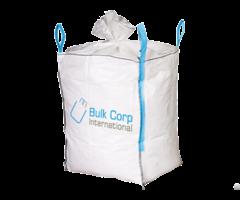 Brc Accredited Food Grade Fibc Bags Supplier Bulk Corp International