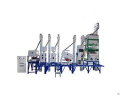 Anon Automatic Rice Mill Machine