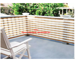 Hdpe Balcony Screen Privacy Fence