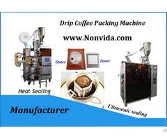 Hanging Ear Drip Coffee Bag Packaging Machine From Nonvida Manufacturers And Suppliers