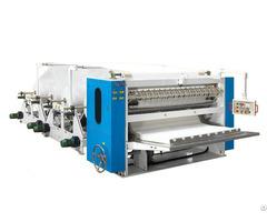 Ftm 2t 10t Full Range Of Removable Facial Tissue Folding Machine