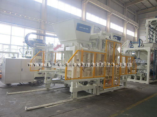 Small Block Making Machines 202