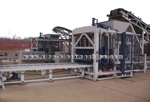 Concrete Block Machine 206