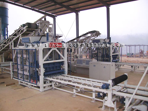 Mobile Block Making Machines 1012