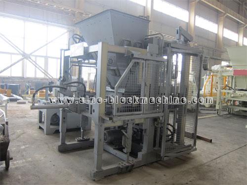 Concrete Block Machine 016