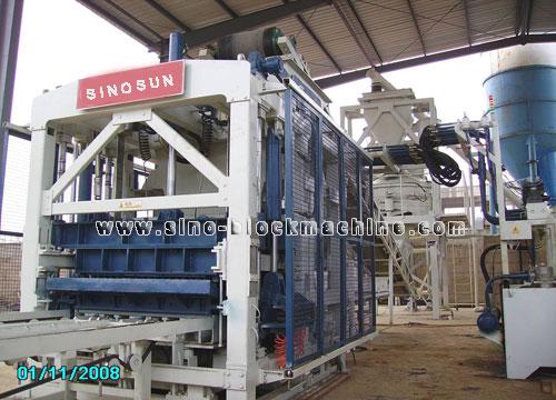 Small Block Making Machines 1011