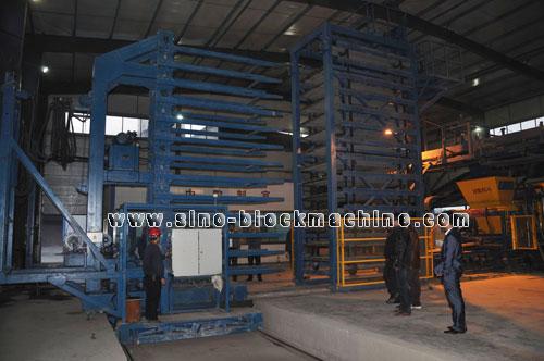 Qft 12 08 Concrete Block Making Machine